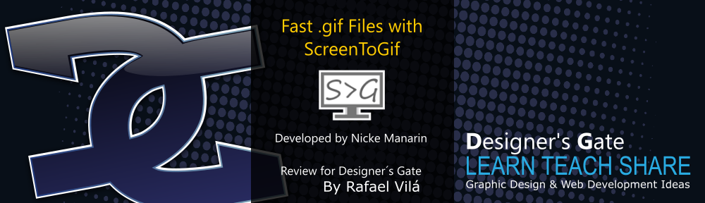DG tip for ScreenToGif